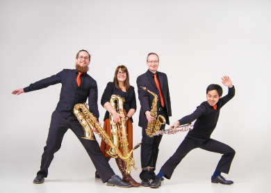 Proteus Saxophone Quartet @ Woodlawn United Church